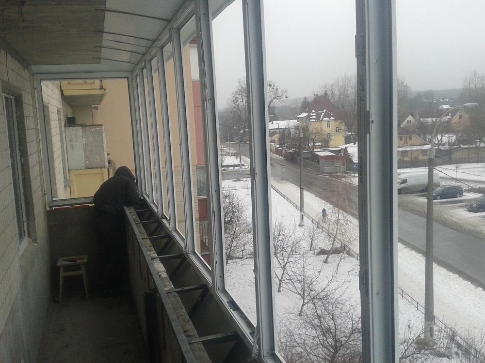 Балкон на вынос в киеве.