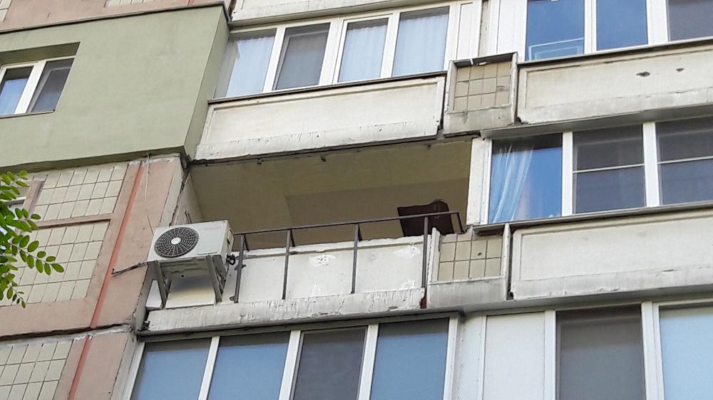 Эркерный балкон фото..